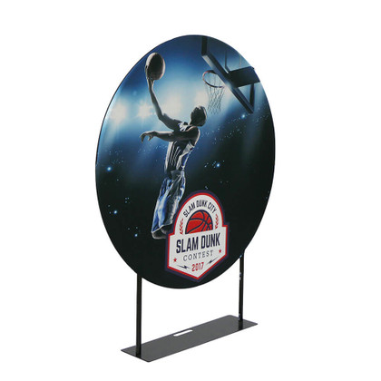 EZ Fab Circle 5ft Display