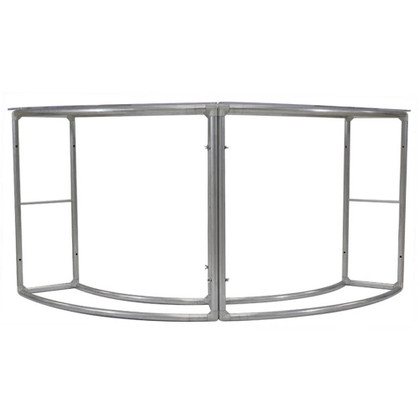 EZ Fab Counter Curved C2 Double Frame