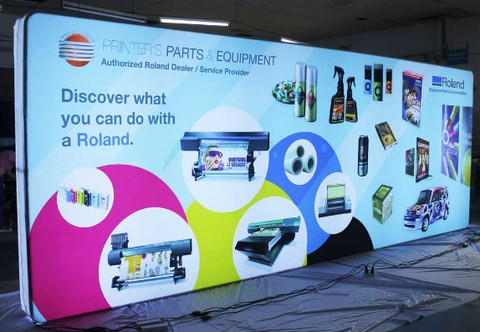 20' WallBox LED Display