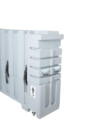55-70 Monitor Case - Dual
