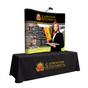 6ft Table Top PopUp Display - Full Graphics