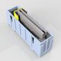 43-65 Monitor Case - Dual, Open