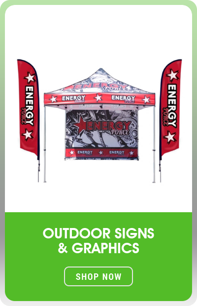 Outdoor Signs & Graphics