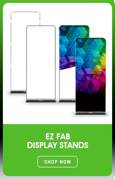 EZ Fab Display Stands