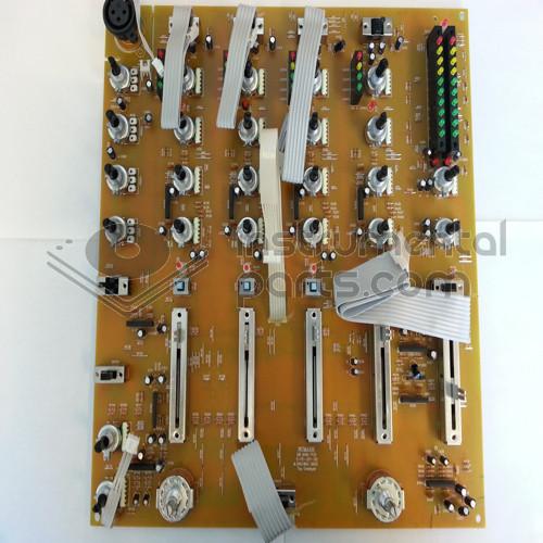 Numark M6 USB Spare Parts - All Numark Units Spare Parts