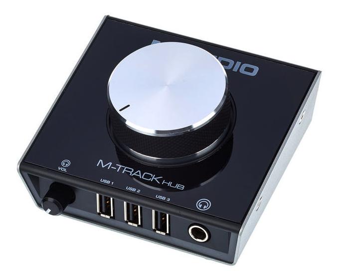 M-Audio M-Track Hub - Spare Parts
