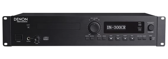 Denon Professional DN-300CR - Spare Parts