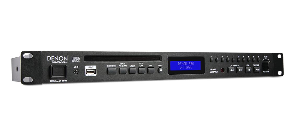 Denon Professional DN-300C - Spare Parts