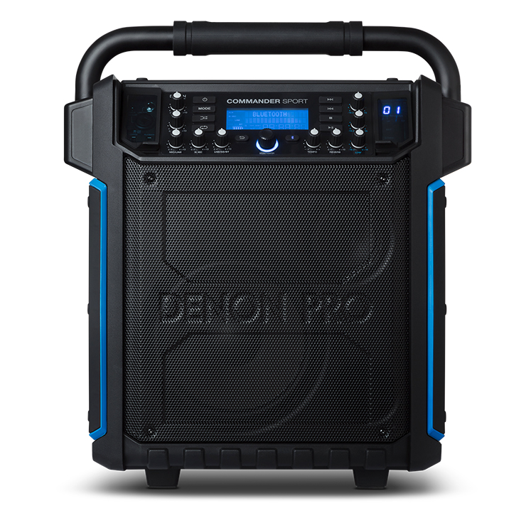 Denon Professional Commander Sport - Spare Parts