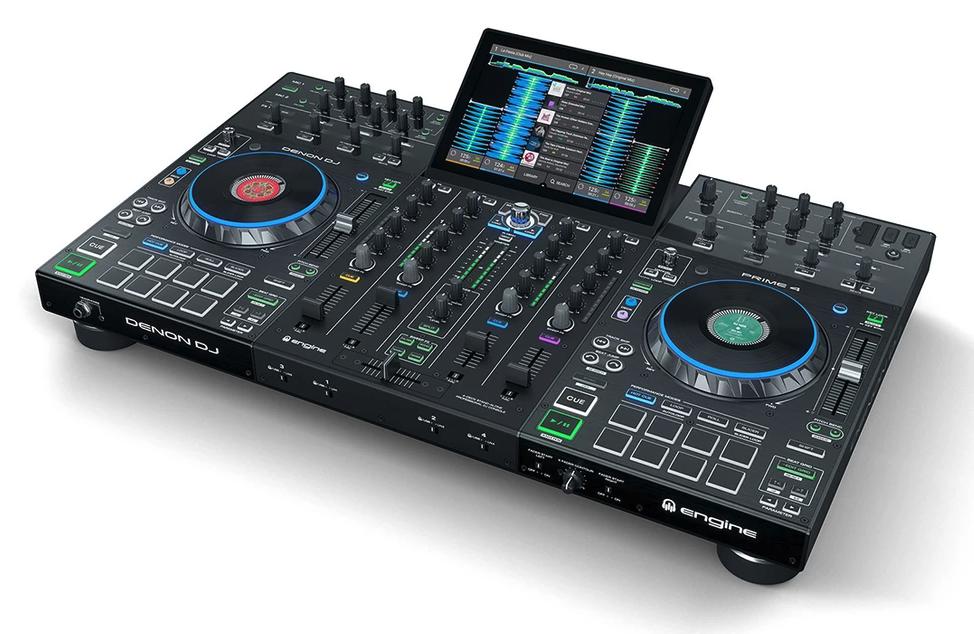 Denon DJ Prime 4 - Spare Parts