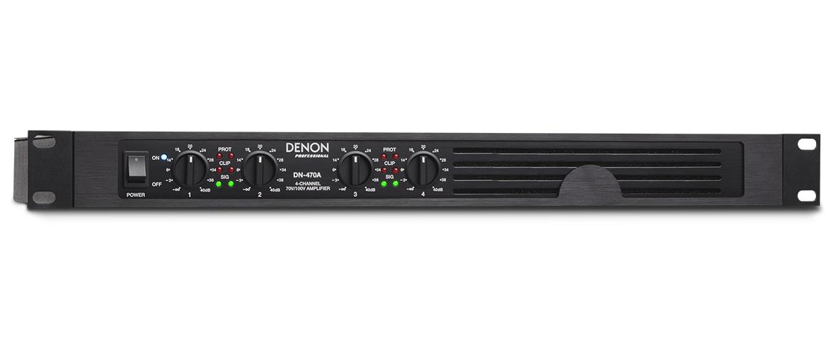 Denon Professional DN-470A - Spare Parts