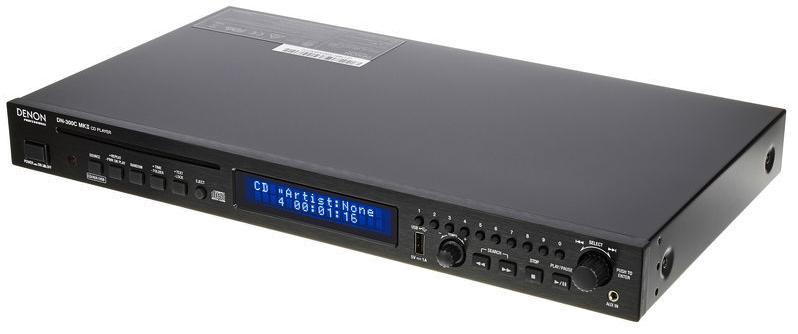 Denon Professional DN-300CMKII - Spare Parts