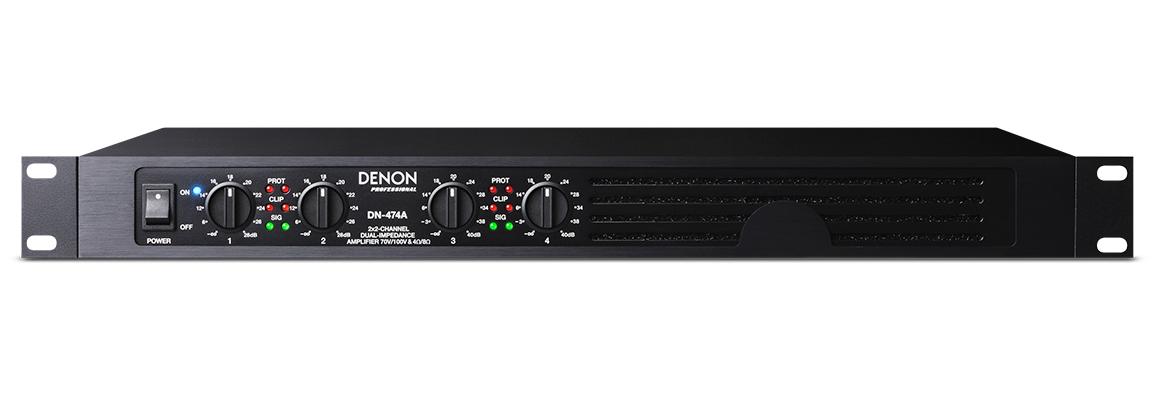 Denon Professional DN-474A - Spare Parts