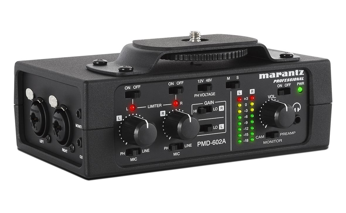 MARANTZ PMD-602A - SPARE PARTS