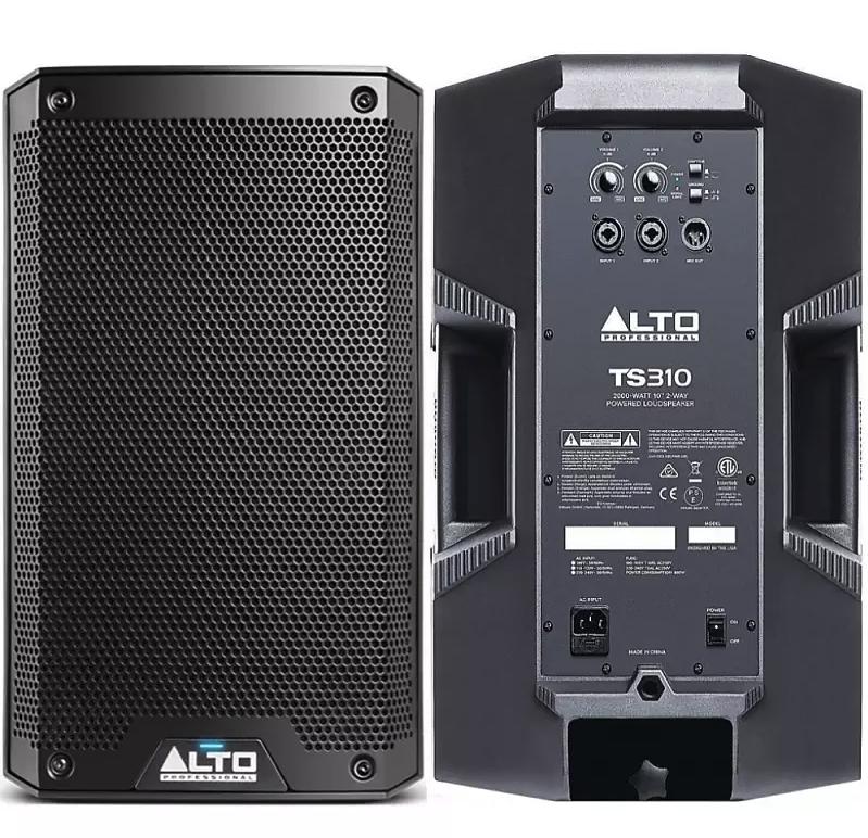 Alto TS310 - Spare Parts