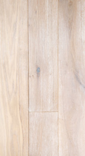 190 mm x 1900 mm Brushed White Oiled ABCD Grade