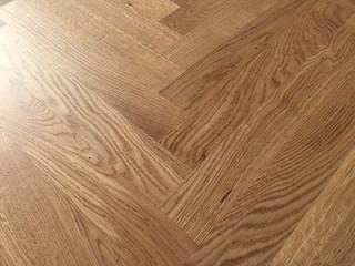 350 x 70 mm Herringbone Prime Oak Lacquered
