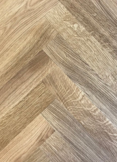 350 mm x 70 mm Herringbone Oak Rustic Grade Oiled