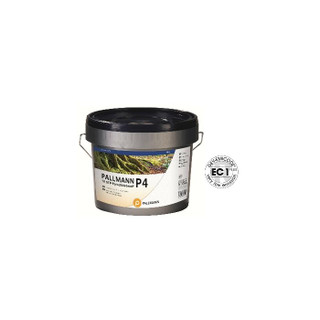 Pallmann P4 EC1 Single Component Wood Flooring Adhesive 16kg Tub