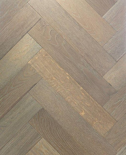 600mm x 120mm Herringbone Oak Rubens Brushed & Matt Lacquer