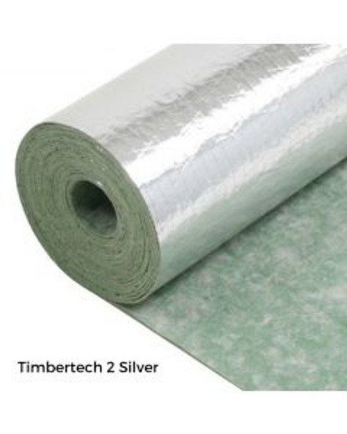Add your review TIMBERTECH2 SILVER UNDERLAY - 1M X 10M X 2MM