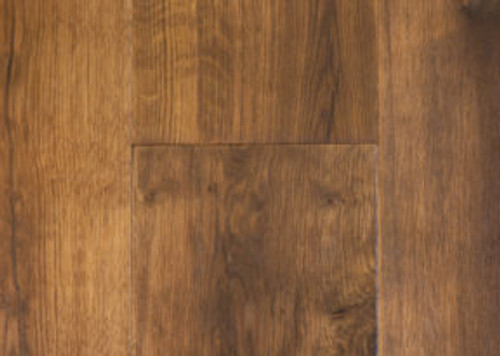14/3 x 190mm x 1900mm Engineered Oak Smoked, Brushed, Antique Effect & Oiled 2.89m2 Per Pack
