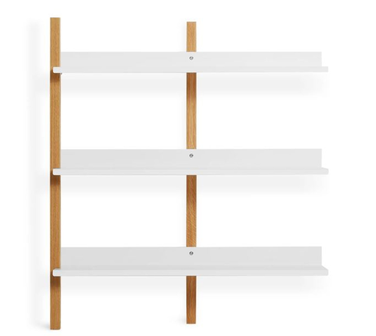 Blu Dot Browser Low Add On Bookcase