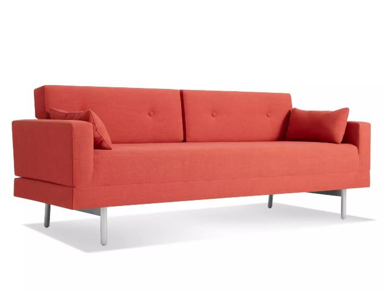Blu Dot One Night Stand Sleeper Sofa Mod Livin New And