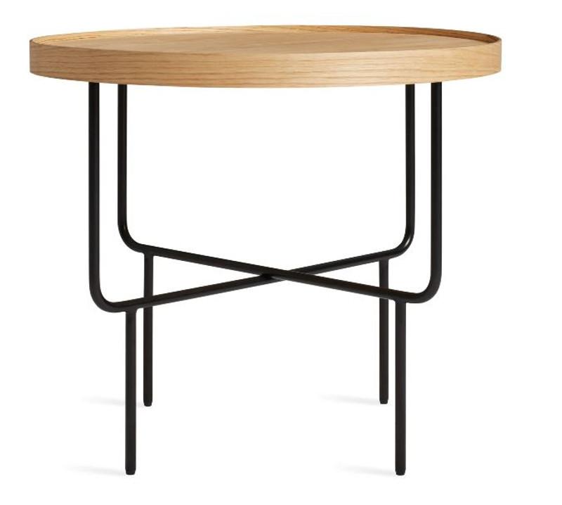 Wondrous Blu Dot Roundhouse Low Side Table Machost Co Dining Chair Design Ideas Machostcouk