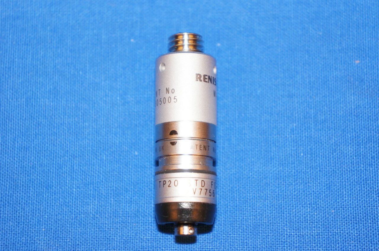Renishaw TP20 CMM Touch Probe Body & Standard Force Stylus Module with  Warranty A-1371-0370