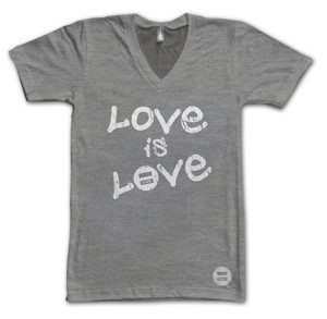 Love is Love Equality T-Shirt