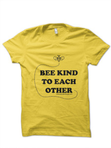 Bee Kind To Each Other Youth Tee