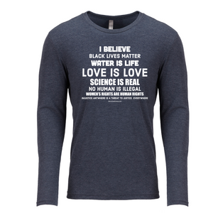 I Believe | Long Sleeve Tee