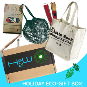 Holiday Eco-Friendly Gift Box | H2W Eco Products