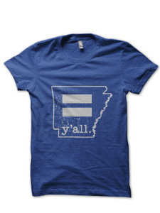 Arkansas Equality y'all. T-Shirt