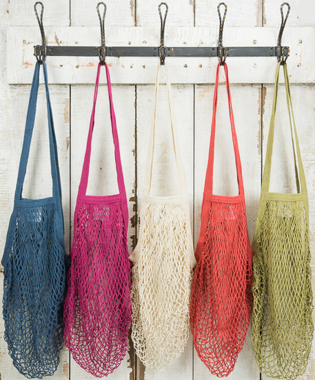 ECOBAGS String Bag - Long Handle