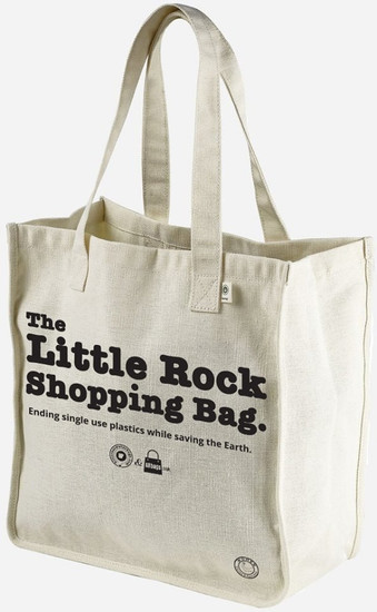 "The Little Rock Shopping Bag ""On the Go"" Starter Kit"