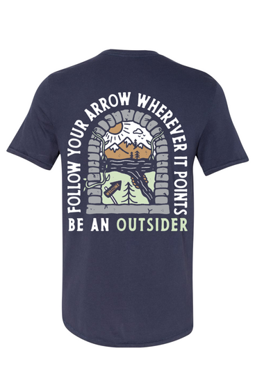Follow Your Arrow |  Limited Edition T-Shirt