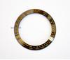 Black Gold Ceramic Bezel insert For Rolex Daytona watches 116500 116520