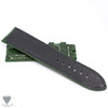 24mm Green Real Alligator Crocodile Handmade Straps For Panerai Watches