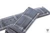 24mm Gray Real Alligator Crocodile Handmade Straps For Panerai PAM Watches