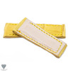 20mm Yellow Alligator Crocodile Handmade Straps For Rolex Daytona and Day-Date
