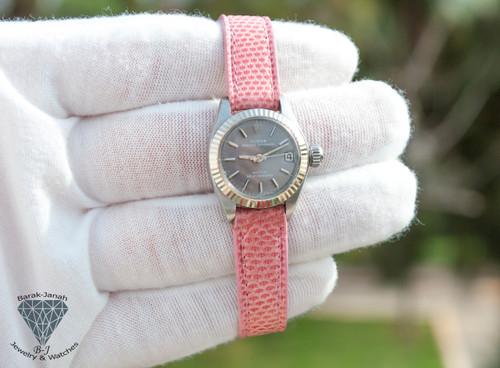 Vintage Rolex Tudor Princess OysterDate Ladies Watch Ref. No. 7607/4