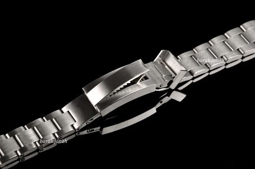 Watch Band Bracelet For Rolex Sea-Dweller And Deepsea With Glide Lock + Tools