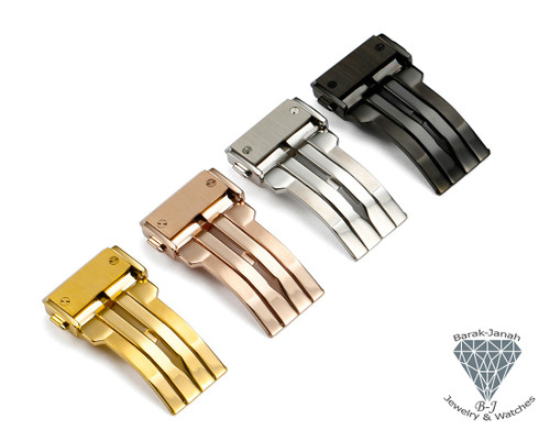 Deployment Clasp Buckle For Hublot Big Bang Watch Band Straps + Tools