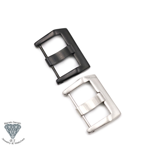 24mm Screw in Buckle For Bell & Ross Watch Band + Tools