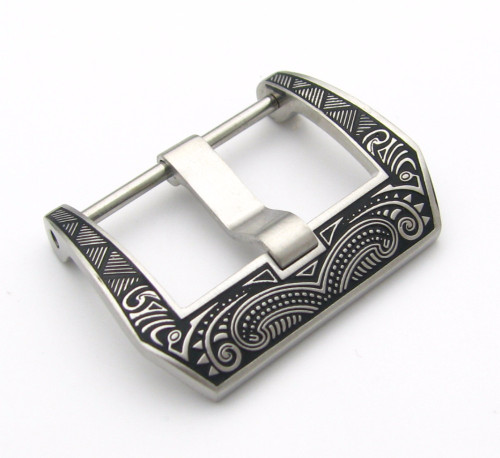 Pre-V Screw-in Buckle For Panerai Radiomir Firenze +Tools