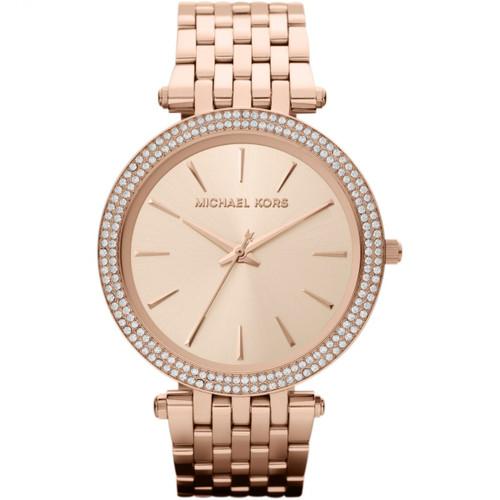 Michael Kors Darci Crystal Embellished Bezel MK3192 Women's Watch