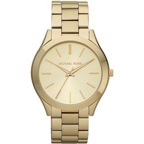 Michael Kors Runway Champagne Dial MK3179 Women's Watch