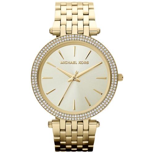 Michael Kors Darci Glitz Crystals Pave Bezel MK3191 Women's Watch